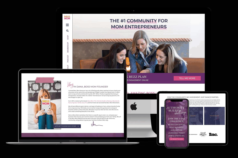 boss-moms-website-nc-design